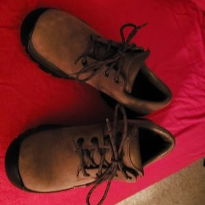 Chaco Leather Hiking Shoes